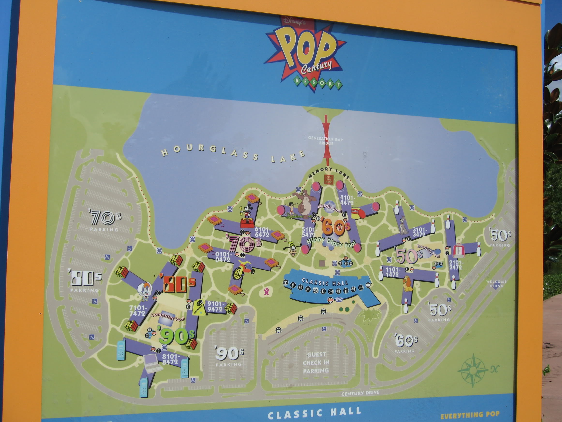 Pop Century Resort | planningforwdw