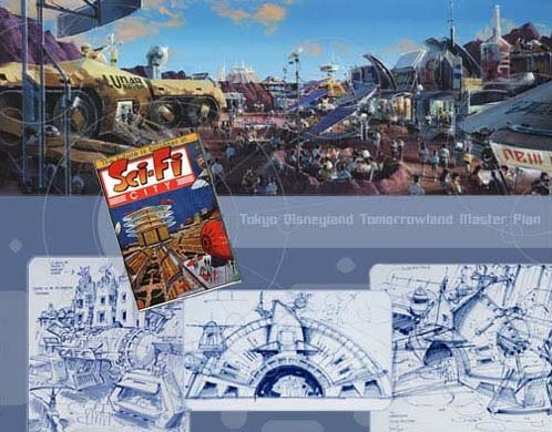 [Rumeurs] Le futur de Disneyland Resort après l'ouverture de Star Wars: Galaxy's Edge... Sci-fi-city3